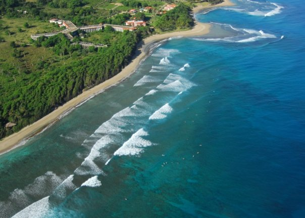 Encuentro Surf Classics Surf Contest: A new day in history for the Dominican Republic